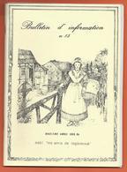 """""""Les Amis De LOGBIERME"""" Bulletin D'information N° 15 - Trois-Ponts"""