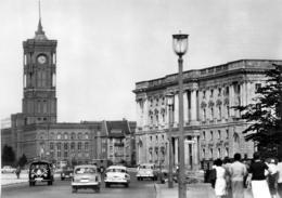 BERLIN  EST  HOTEL DE VILLE ET  BIBLIOTHEQUE MUNICIPALE - Other
