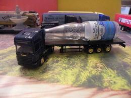 Camion Scania - BAD Liebenwerda - 1/87  - Sans Boite - Voitures, Camions, Bus