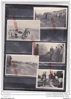 Fixe Asie Présence Militaire Française Liban Syrie Inondations Kalamoun Dmeir Octobre 1937 Voiture Ancienne Animation - Krieg, Militär