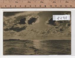 8198 MARE ORIZZONTE - Cartoline Stereoscopiche