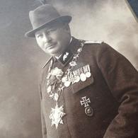 NOSSEN - MAX ROTHER - AUSGEZEICHNETER KRIEGSVETERAN - SAEBEL - Guerra, Militari