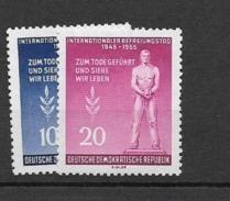 1955 MNH DDR - [6] République Démocratique