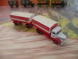 Camion Remorque Publicitaire Henninger - 1:87 - Sans Boite - Echelle 1:87