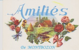 70 - MONTBOZON - Amities - France