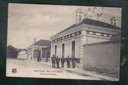 CPA (87) Saint-Yrieix  -  Corps De Garde - Saint Yrieix La Perche