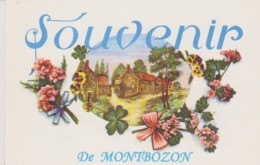 70 - MONTBOZON - Souvenir - France