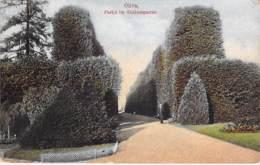 POLOGNE Polska - OLIVA : Partie Im Schlossgarten - CPA Colorisée - Poland Polen - Pologne