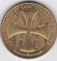 Cathédrales Et Sanctuaires De France : Basilique Du Sacré Coeur - Arthus Bertrand
