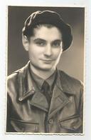 Carte Photo Rambaud Grenoble , Militaire ? 1942 - Guerra 1939-45