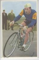 PRIVAT  PHOTO L EQUIPE  FORMAT 11.2 X  17.5  CMS - Cyclisme