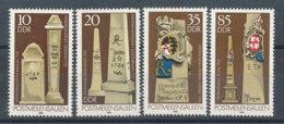 2486 à 2489** Colonnes De Millages Postales - [6] Democratic Republic