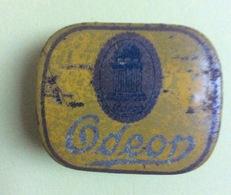 Boite (vide) à Aiguilles Pour Gramophone, Odéon (4X3X1 Cm) - Accessoires, Pochettes & Cartons