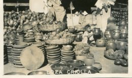 COLOMBIA (?) - RPPC By Ben. Guillen -  Loza Criolla - Nicely Animated - Colombia