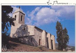 04 Saint Vincent Sur Jabron L'Eglise (2 Scans) - Andere Gemeenten