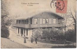 Château De Bourlemont Le Châlet Commune De Frebécourt - Autres Communes