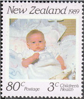 New Zealand 1081-1082 Couple,1083 (complete Issue) Unmounted Mint / Never Hinged 1989 Health - Unused Stamps