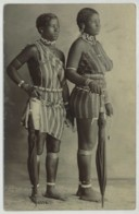 Afrique Du Sud ? Carte Photo De Femmes Zulu ? - Sudáfrica