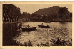 Bruyeres En Vosges Le Lac De Pointhaie - Bruyeres