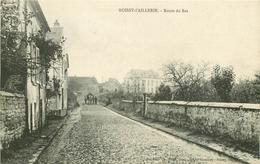K. 95 BOISSY-L'AILLERIE. Route Du Bas - Boissy-l'Aillerie