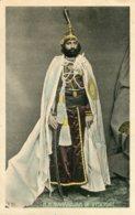 INDIA -  H.H. Maharajah Of Vydepore - VG Ethnic Royal Prince Postcard - Asie