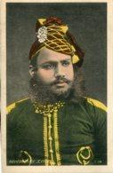INDIA -  Maharaja Of Jepore - VG Ethnic Royal Prince Postcard - Asie