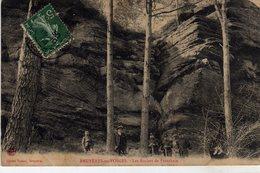 Bruyeres En Vosges Les Roches De Pointhaie - Bruyeres
