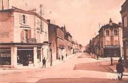 85 - Fontenay-le-Comte, Rue De La République - Fontenay Le Comte