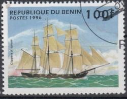 Benin 1996 Voiliers - Velieri 2 Valori - Benin – Dahomey (1960-...)
