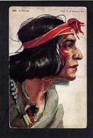 Indien Amérique / A Navajo - Amérique