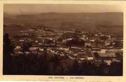 Bruyeres En Vosges Vue Generale - Bruyeres