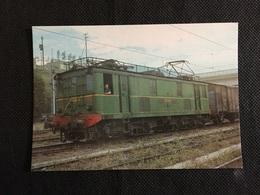 LOCOMOTORA 6006 - Treni