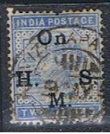 INA 95 // Y&T YVERT 32 - SERVICE // 1882 - India (...-1947)