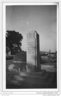 GUERRE 1939-45. Monument Les Anciens Du 28° R.I.F Carte Photo - Guerre 1939-45