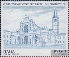 Italy 3181 (complete Issue) Unmounted Mint / Never Hinged 2007 Cultural Heritage - 6. 1946-.. Republik