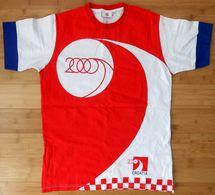 2009 World Men's Handball Championship - Croatia Team Training Jersey (cotton) * Hand-ball T-shirt Trikot Camiseta - Handball