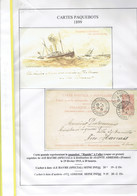 Belle étude Sur La Malle Ostende-Douvres - Les Paquebots De 1899 A 1914 - België