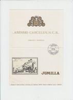 PUB - BODEGAS - ASENSIO CARCELEN  - JUMILLA - MURCIA - 1975 - Alcoholes