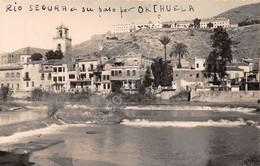 Cartolina Orihuela Espana Rio Segura A Su Paso Por Orihuela1950 - Cartoline