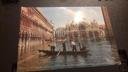 Venezia Piazza San Marco 1975 - Autres Villes