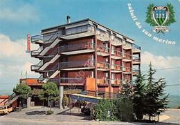 Cartolina San Marino Hotel Ristorante International - San Marino