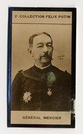2e Collection Felix Potin - Ca 1920 - REAL PHOTO - Général Auguste Mercier, Général Français, Ministre De La Guerre - Félix Potin