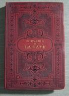 """Album Souvenir 12 Photographies Ca1880 """"  Souvenir De La Haye  """"  Photo Publie Par A. JAGER FOTO Amsterdam Holland - Foto's"""