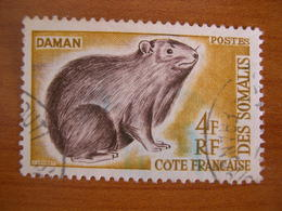 Cote Des Somalis Obl N°  306 - Somalie (1960-...)