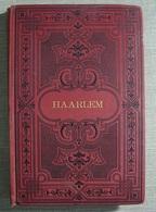 """Album Souvenir 11 Photographies Ca1880 """"  HAARLEM  """"  Photo Publie Par A. JAGER FOTO Amsterdam Holland Windmill - Foto's"""
