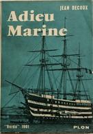 """Adieu Marine"" (port Inclus) - Bateaux"