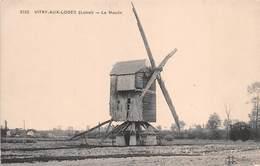 45 - Vitry-aux-Loges - Ancien Moulin à Vent - France