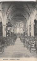 Merchtem ,   Intérieur De L'église ( Variante ) - Merchtem