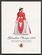 GIBILTERRA GIBRALTAR 1998 - ANNATA COMPLETA NUOVA MNH** - Gibilterra