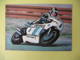 Carte  Moto  Patrick Pons  Yamaha  Ow 31 - Moto